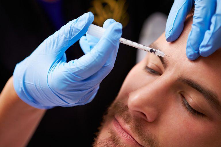 Can Men Get Botox